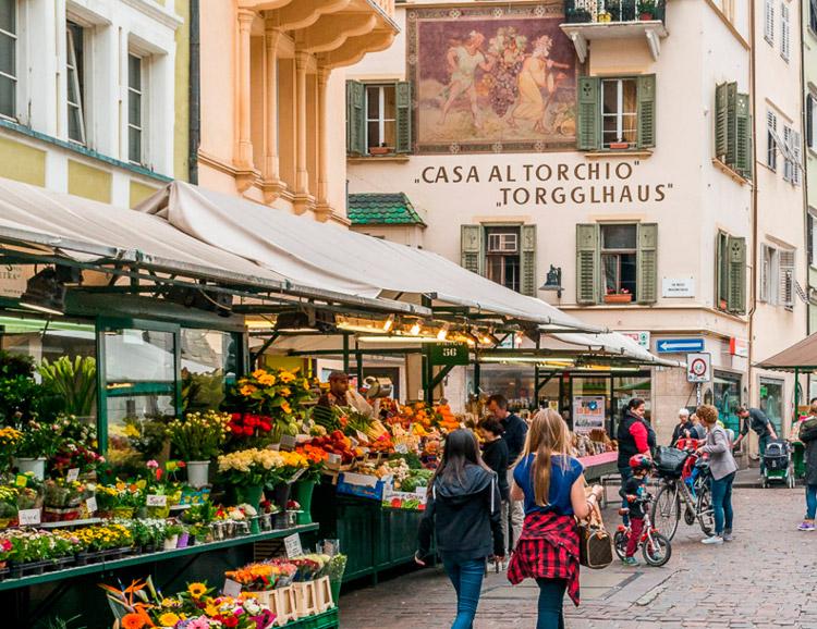 Alto Adige Wine Road Bolzano City of Wine