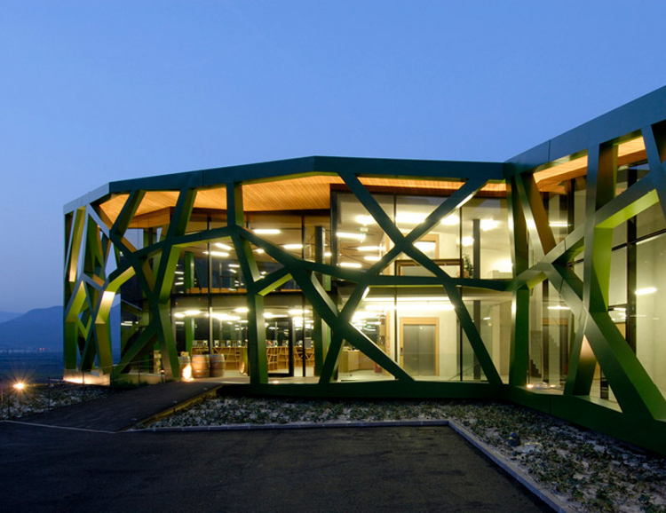 Alto Adige Wine Road / Wine & Architecture Guided Tours