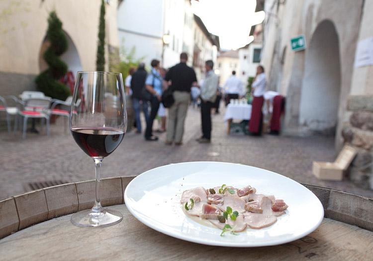 Südtiroler Weinstraße / Reiseagenda
